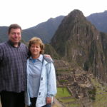 Mindy and Jesse, Machu Picchu Peru with Overseas Adventure Travel