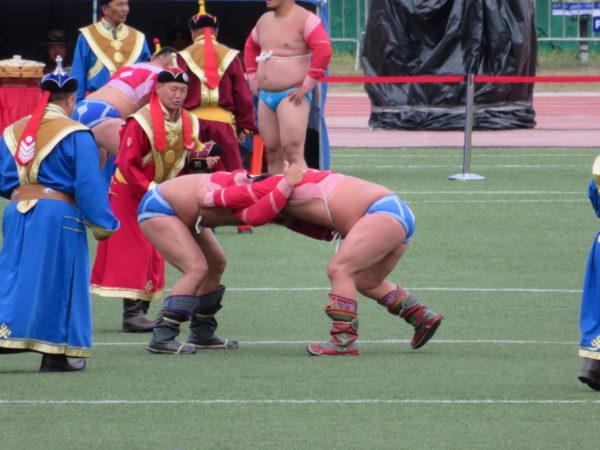 Mongolia Nadaam Festival