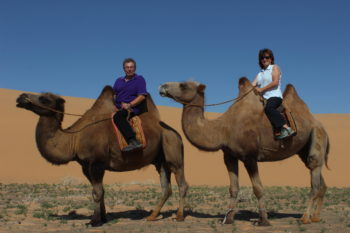 Gobi Desert Overseas Adventure Travel